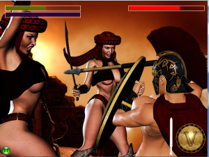 queen of sparta hentai flash game
