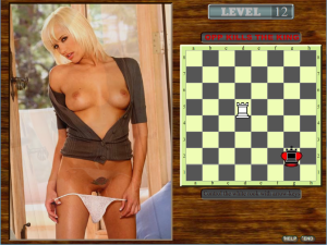 red king arcade porn flash game