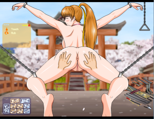 rope bondage rebirth hentai flash game