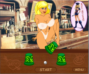 strip crossing cups hentai flash game