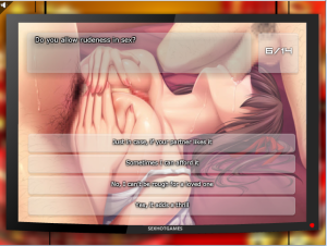 your sex toy hentai flash quiz game