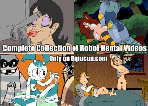 Complete Collection of Robot Hentai Videos
