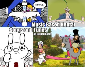 Music Based Hentai Song and Tune Collection of Videos