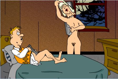 Sex Bot Striping